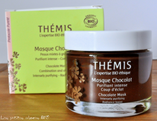 Masque au Chocolat de Thmis