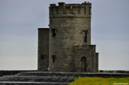 Irlande Falaises de Moher / Cliffs of Moher / Tour O'Brien