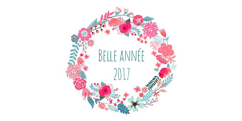 Belle année 2017