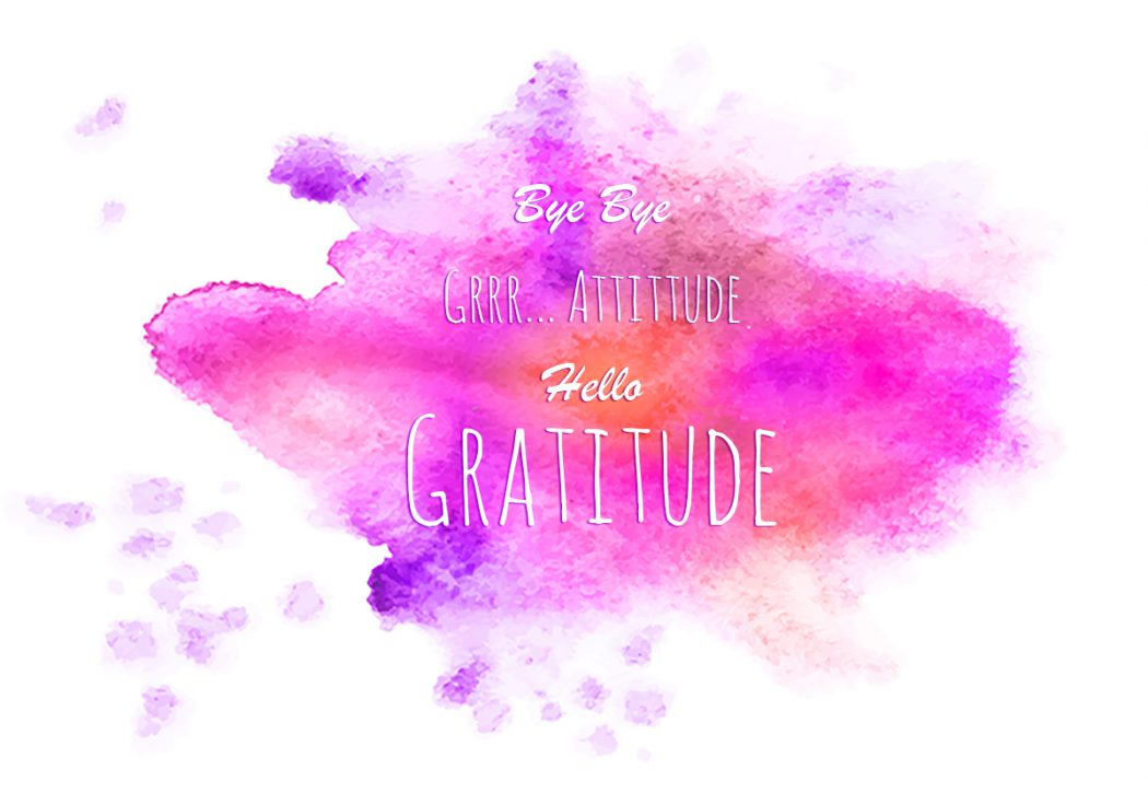 Watercolor Gratitude