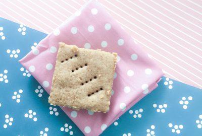 Shortbread à la cacahuète