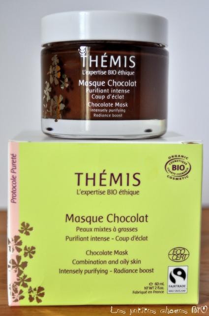 Masque au Chocolat de Thémis