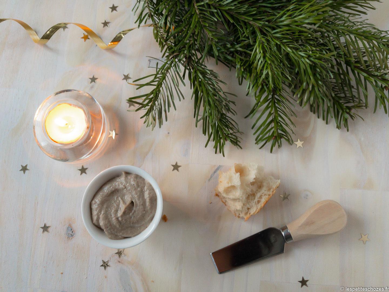Beurre de champignons - Les petites chozes